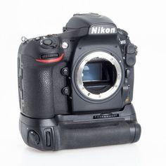 Nikon D810 36MP Digital SLR Camera Body with MB-D12 Vertical Battery Grip 1542
