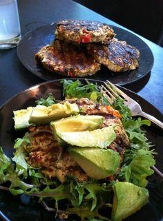 Paleo Veggie Burgers | Taste That!