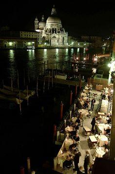 Terrazza Ristorante, Venice, Italy