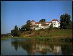 Svirzh Castle near Lviv Photo: Oleksii Nosenko