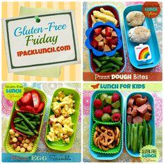 Gluten-free toddler preschool lunch ideas and gluten-free snack list