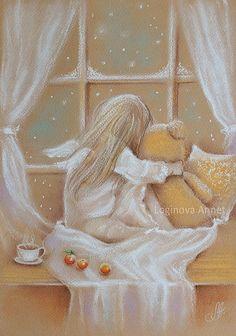 ❤️Little Angels ~ Artist Annet Loginova