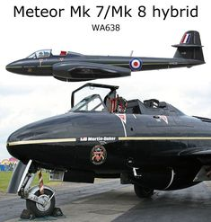 Mig 15 would fly right past these. Plane Drawing, Gloster Meteor, Aircraft Images, Ejection Seat, War Thunder, Aircraft Design, Nose Art, Royal Air Force, Military Aircraft
