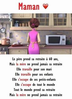 But Mother never retires J'aime Mes Parents, Love My Parents Quotes, I Love My Parents, Mom And Dad Quotes, Love U Mom, Mommy Quotes, Daughter Quotes, Mother Quotes, Mothers Love