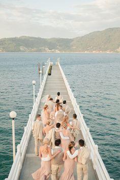 Destination Wedding In Thailand | Sandra Aberg | The Wedding Bliss Thailand | Bridal Musings Wedding Blog