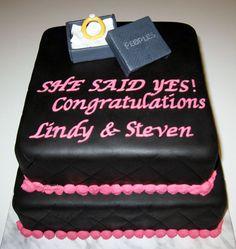 4d16460272c 34 Best Engagement Party Cakes images