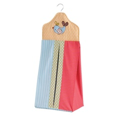 living textiles hopscotch nappy stacker