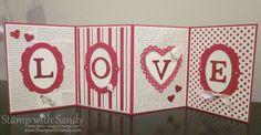 Love Banner Card or Table Decor!