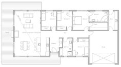 house design house-plan-ch360 10