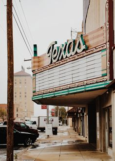 Texas Theatre San Angelo Forever Photo Series Middle