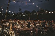 New Zealand Backyard Wedding