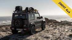 Official Post from Roam Overlanding: I wanted to really test the Jimny on its first long distance trip. Buy Used Cars, New And Used Cars, Old Classic Cars, Classic Trucks, New Suzuki Jimny, Gti Car, Jimny Sierra, Latest Bmw, Cheap Cars For Sale