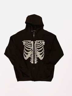 Swaggy Outfits, Edgy Outfits, Cool Outfits, Fashion Outfits, Skeleton Hoodie, Skull Hoodie, Visual Kei, Vivienne Westwood, Cyberpunk