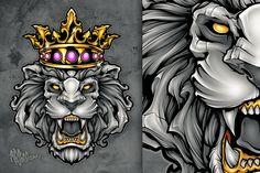 LION SLIDES