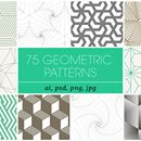 Geometric Patterns Bundle 1 by kloroform Graphic Patterns, Geometric Patterns, Graphic Design, Design Typography, Photoshop, Illustrations, Creative Sketches, Paint Markers, Pencil Illustration