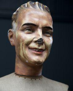 Male Mannequin, Decorative Antiques, Drew Pritchard