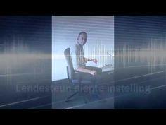 Bureaustoel filmpje - Waternet