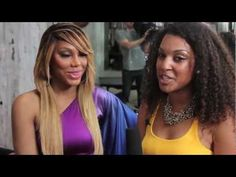 Style TV Chats With Tamar Braxton