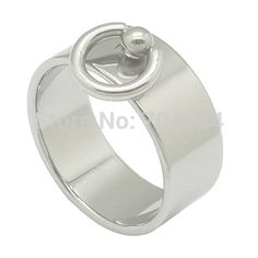 Cheap stainless steel diamond engagement rings, Buy Quality ring rosary directly from China stainless steel cake ring stainless steel ring with clip ball Internal diameter:see below Stainless Steel Jewelry, 316l Stainless Steel, Fashion Rings, Fashion Jewelry, Cheap Rings, Ring Finger, Diamond Engagement Rings, Jewelry Accessories, Wedding Rings