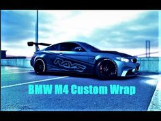 Liberty Walk BMW M4 Custom Wrap Tutorial (Need for Speed 2015)