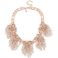 3d2ca2a58 Haskell for INC International Concepts Rhinestone Statement Necklace, Only  at Macy's - All Fashion Jewelry - Jewelry & Watches - Macy's