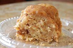Vanilla Wafer Cake...1 box crushed vanilla wafers, sugar, butter, coconut, walnuts...rich!!