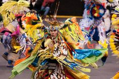 Manito Ahbee Pow Wow by Paul Gowder, via Flickr. Manito Ahbee festival is an exciting and vibrant event that showcases the talents, gifts and abilities of Aboriginal artists from all nations.