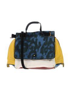 JÉRÔME DREYFUSS . #jérômedreyfuss #bags #canvas #leather #satchel #shoulder bags #linen #hand bags #cotton #