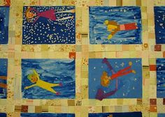 Print This Faith Ringgold Inspired Quilt Frame And Add Color Your Drawing To Create Own Portrait