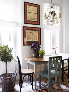 Decorate with Vintage - youll want the cozy, we strive - Comfortable home