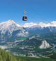 Banff, Canada, simply stunning place