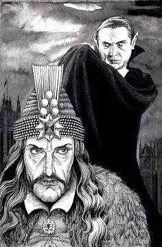 Draculas by SergiyKrykun on DeviantArt