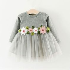 Sweet dress for your girl. Adorable & Comfy. 45% Off & Up. Get it nowhttps://goo.gl/ueg23H