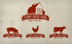 farm logo   secondary logos   Client - Bethel Family Farm   Pinterest