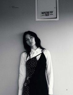 Мона Матсуока в BLVD Magazine (Интернет-журнал ETODAY)