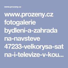 www.prozeny.cz fotogalerie bydleni-a-zahrada na-navsteve 47233-velkorysa-satna-i-televize-v-koupelne-tuhle-navstevu-si-nenechte-ujit 1353833-pokoj-pro-hosty-zdobi-tapeta-z-kolekce-one-seven-five-znacky-erismann-989-kc-role-10-05-x-0-53-m-vavex-ve-zlato-kremovem-provedeni