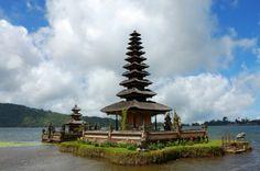 Lua-de-mel na Indonésia