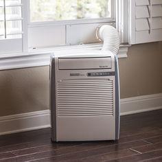EdgeStar Ultra Compact 8,000 BTU Portable Air Conditioner with 50 Pint Dehumidifier Function