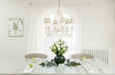 Graceful Dining Room