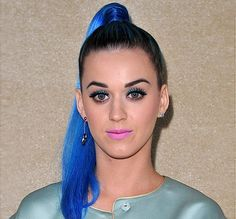 Katy Perry Tries Out Yet Another Hairstyle