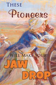 Stories of Mormon Pioneer Women for Talks and Lessons These Pioneers Will Make Your Jaw Drop Relief Society Lessons, Relief Society Activities, Pioneer Day Activities, Family Activities, Pioneer Trek, Pioneer Camp, Trek Ideas, Lds Talks, Mormon Pioneers