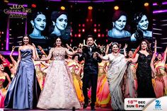 An evening to celebrate the beauty, style and glamour of the most iconic characters played by the women of Bollywood. Tune in to @ZeeTv at 6 pm today to join the celebrations at the #LuxGoldenRoseAwards.  #Lux #Bollywood #Awards #Celebrating #Beautiful #Iconic #Glamourous #Characters #StarStudded #BollywoodAwards #ShahRukhKhan #MadhuriDixit #SharmilaTagore #Sridevi #DeepikaPadukone #SRK #KingKhan #AmazingShow