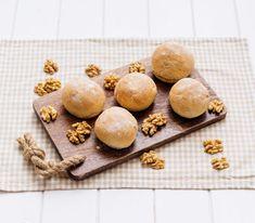 Cómo hacer panecillos con nueces con Thermomix | Trucos de cocina Thermomix | Bloglovin'