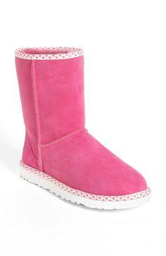 UGG® Australia 'Classic Short Hearts' Boot (Women) | Nordstrom