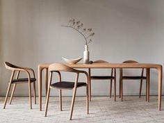 Latus Dining Table - Curious Grace for dining table