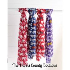 Available for purchase at The Harris County Boutique