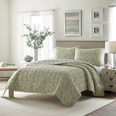 Stone Cottage Emilia Cotton Quilt Set - 214349