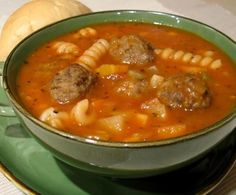 A way to use the frozen meatballs