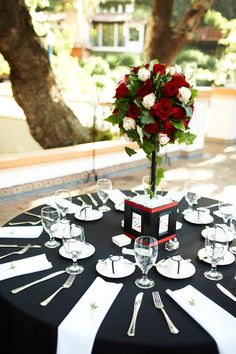 http://jeffwallacephotographer.com  Alice in Wonderland Wedding decorations