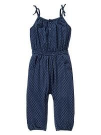 Dot one-piece spring 2013 What-to-Wear Baby Gap